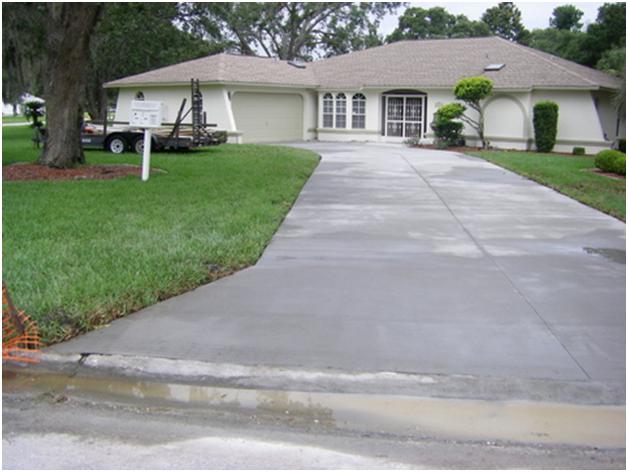 concrete-driveway